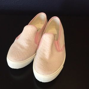 Topshop pink shoes